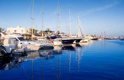 Ibiza nach Palma Fähren