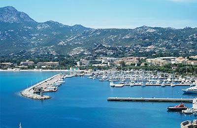 Marseille nach Ile Rousse Fähren