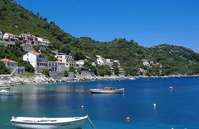 Dubrovnik Fähre Hafen