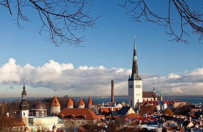 Fähren nach Estland