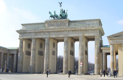 Das Brandenburger Tor, Berlin