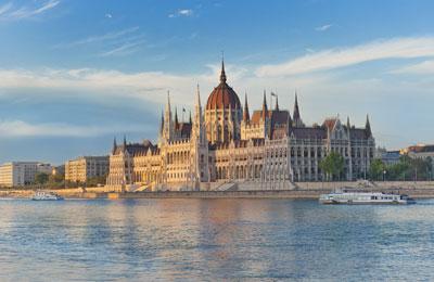 Fähre nach Ungarn