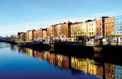 Holyhead nach Dublin Fähren