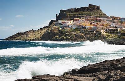 Genua nach Porto Torres Fähren