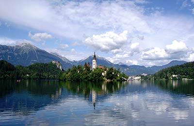 Fähre nach Slowenien