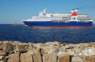 Fähren Hafenführer