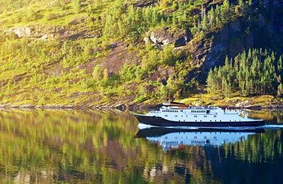 Fähren Reiseziele