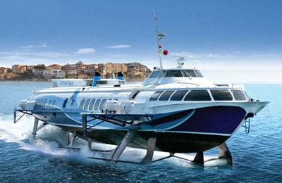 Bulgaria Fast Ferry