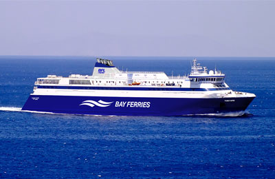 Northumberland Ferries Bay Ferries
