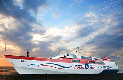 Seaworld Express Ferries