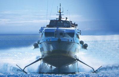 Trieste Lines Fähren